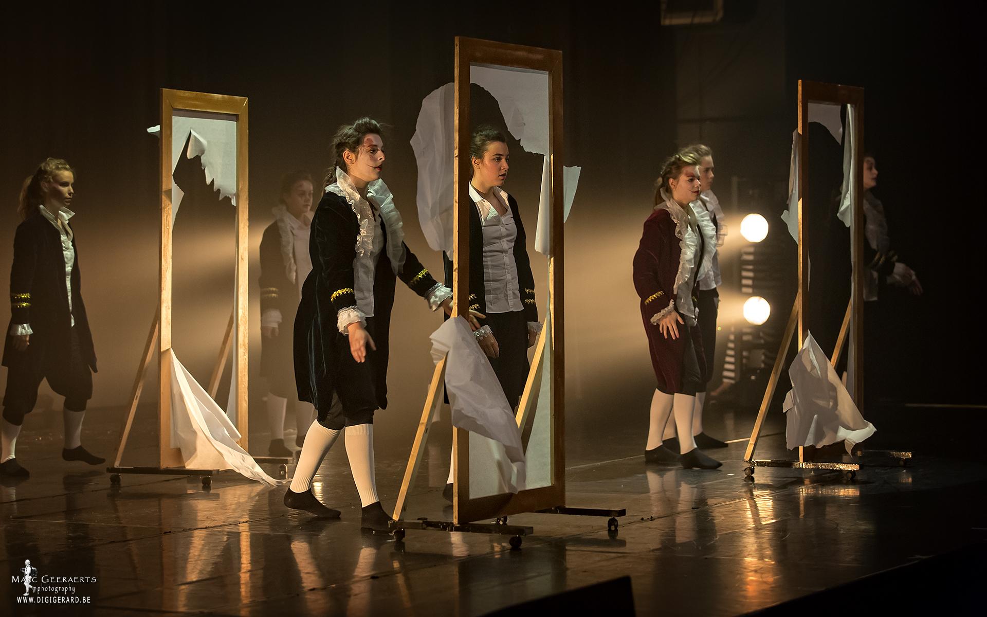 """Dansvoorstelling """"Soirée Compagnie Puur"""" op 28 maart in Cc Het Gasthuis"""