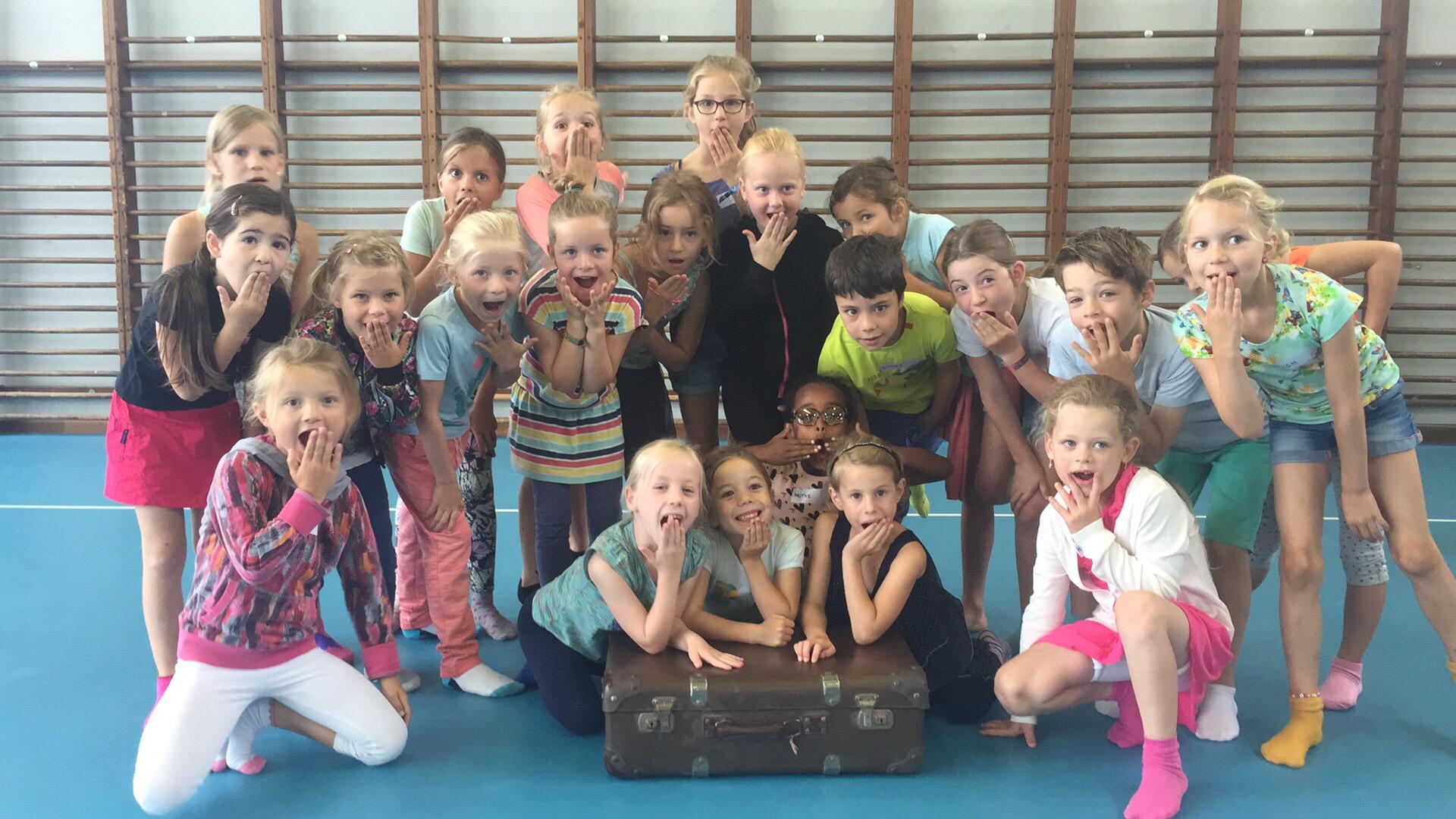 """NIEUW! Musicalkamp """"Ontdek Musical"""" in Hasselt!"""