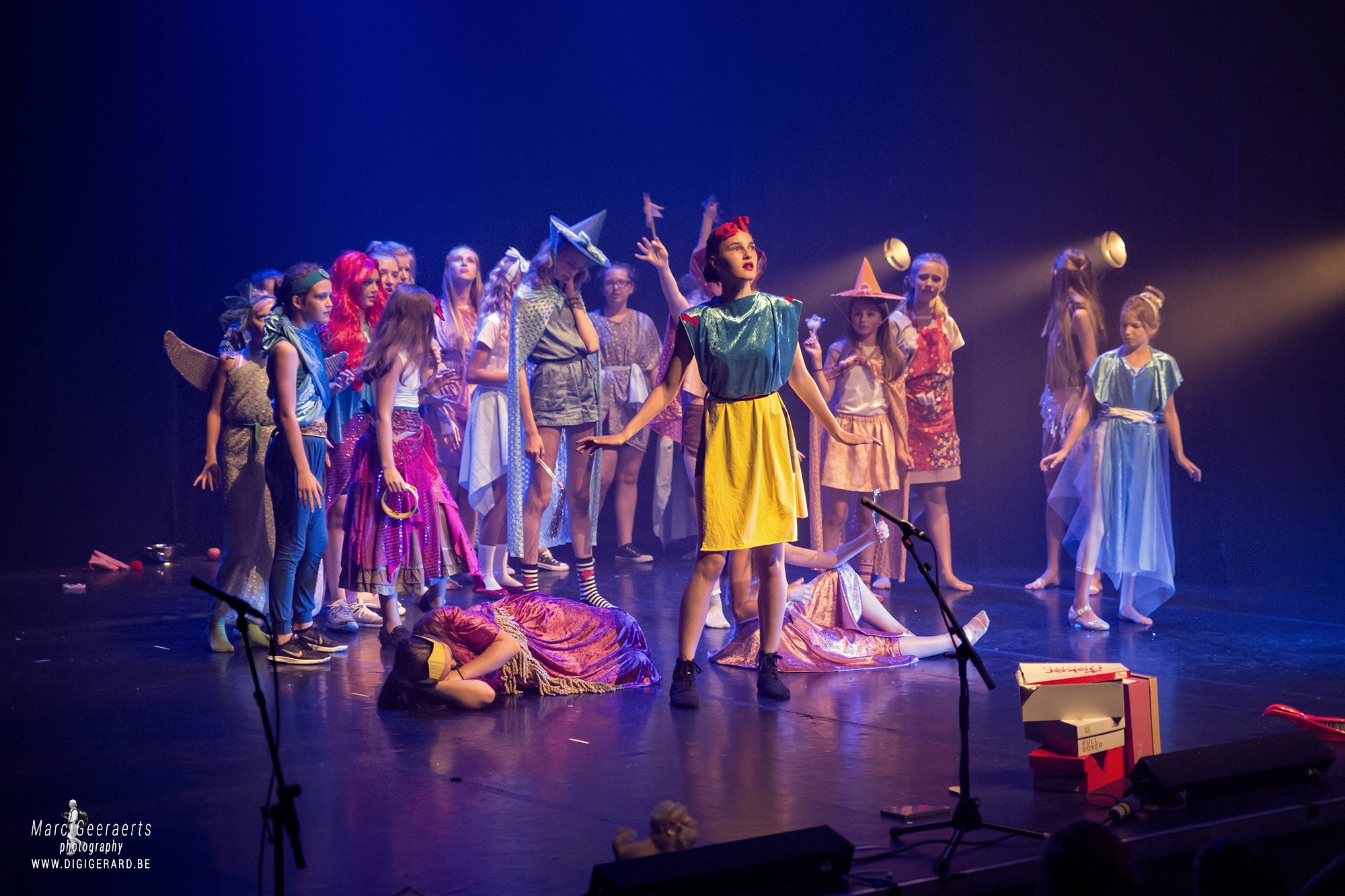 Data musical- en danskampen 2018 bekend!!