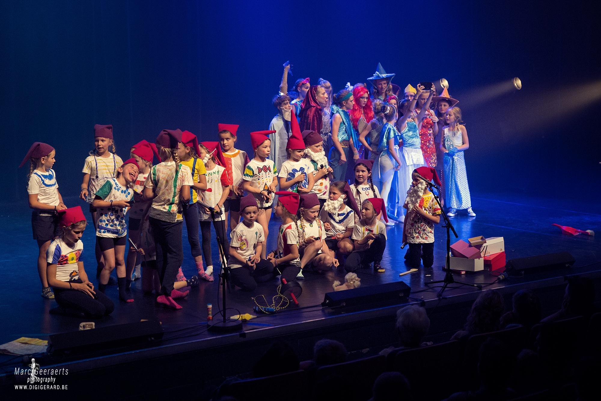 Foto's Musicalkamp Aarschot 2017 online!