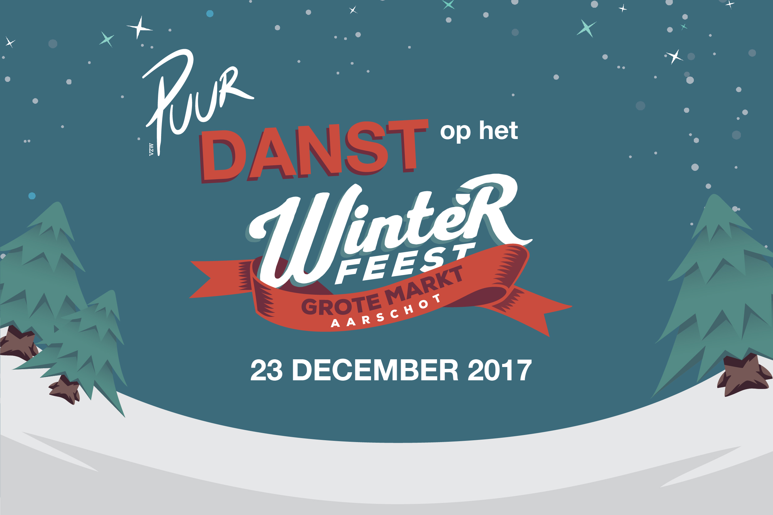 Vzw Puur danst op het Winterfeest!