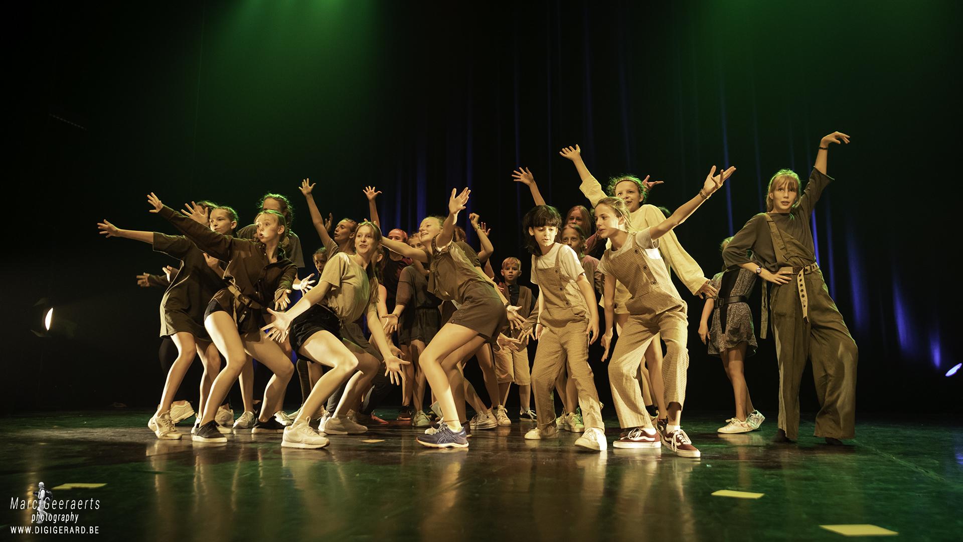 "Musicalkamp ""Puur musical on stage!"" (2019)"